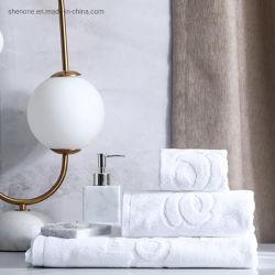 [شنون] 5 نجم رفاهية [16س] [21س] عادة علامة تجاريّة [تثركيش] 100% قطر بيضاء وجه حمام يد منتجع مياه استشفائيّة فوط لأنّ فندق