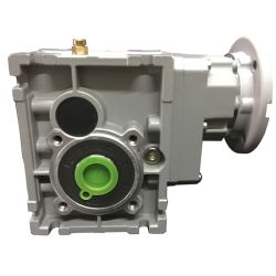 Bkm063 변속기 벌레 감속장치 모터에 의하여 설치되는 전송 고속 흡진기 나선형 Hypoid 제조 Pto 행성 전기 차량 철 두 배 자동차