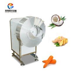 Para cortar en rodajas de zanahoria jengibre automática Máquina de trituración Máquina de corte vegetale
