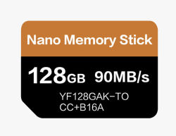 NM 카드 읽기 90MB/S 128GB 나노 메모리 카드 적용 대상 USB3.1이 포함된 Huawei Mate20 PRO Mate20 X P30 Nova5 PRO C를 입력합니다