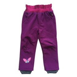 Los niños Soft Shell los pantalones de Invierno de desgaste al aire libre de prendas de vestir pantalones de deporte