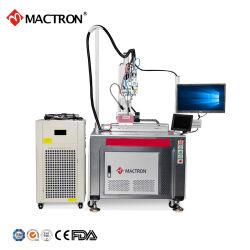 Preço Industrial de aço inoxidável 4 Axis Fibra contínua máquina de soldar a Laser para venda