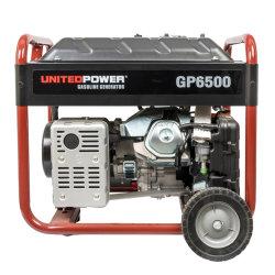 Gp6500e inversor de potencia portátil mini piscina generadores gasolina