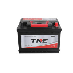 Fabricant de batteries 12V 75Ah Mf Auto plomb-acide de batterie de voiture automobile de stockage de l'automobile pour voitures/camions lourds