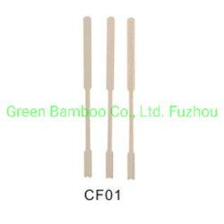 Ecológica café, té o café de bambú de palitos agitadores Stick