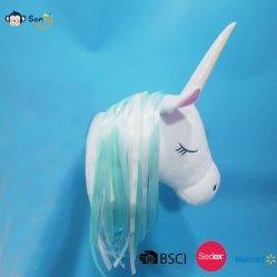 Nuova peluche dell'unicorno di modo per la decorazione domestica