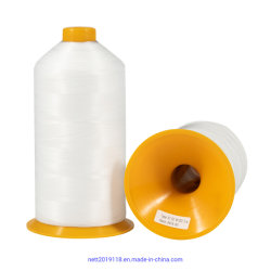 Filter Bags Dust CollectorのためのPTFE Weaving Sewing Thread/PTFE Yarn