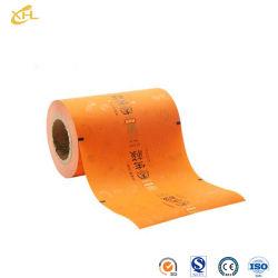 Пакет Xiaohui оптовой упаковке пленок Китая поставщиками пластиковых пленок в пищевой упаковки пользовательских пластиковой упаковки для пищевых Film Roll применяются в пищевой упаковки