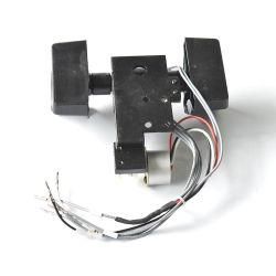 يوفر شاحنة قالبٍ كهربائية ذات نجم مستوي على قمل باستخدام مقبض النوع الإلكتروني مجموعة الخانق 43-134