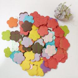 Eco Friendly recyclés de semences de forme de fleur Plantable confettis