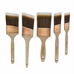 Haute qualité professionnel parfait outil de peinture Pinceau manche en bois