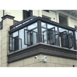 G&C Fuson armazón de aluminio doble vidrio Solarium jardín de invierno