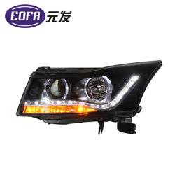 Doppeltes Licht-Objektiv-Scheinwerfer-Montage VERSTECKTE Selbstlampe für Chevrolet Cruze