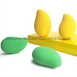 Fruit Series Mango Makeup Sponge polvere cosmetica Puff trucco Miscelatore di spugna di Fondazione