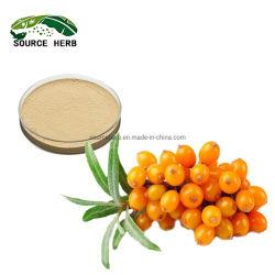 Extrait de plante naturelle de grande qualité Hippophae rhamnoides l'extrait ou l'argousier extrait/mer extrait Buchthorn Berry