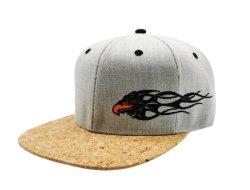 قبعة سنابك مع التطريز مخصص 6 لوحات أزياء اكريليك قبعة رياضية مع أغطية بيسبول مسطحة للعروس والترويج القبعات
