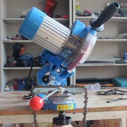 Los dientes de la cadena de sierra de la herramienta de Afilador eléctrico de 110 Voltios Motosierra más