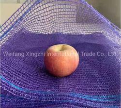 Пластиковая сетчатая сумка для овощей и фруктов Дешная полиэтиленовая сетчатая сетка Raschel Мешки