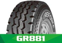 Lkw-Reifen, Radialreifen, Gr881, Kaixuan Reifen, Längere Laufleistung, LKW- und Busreifen, TBR (11R22.5, 315/80R22.5)