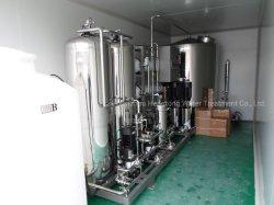 Conteneurisées Usine de traitement de l'eau RO Mobile