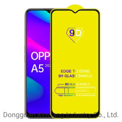 واقي الشاشة الزجاجية المستدق 9D لـ Realme 8 PRO 7I X7 GT Neo V13 5g C25 C20 9d Glass لـ أوبو A93 A94 A95 5g