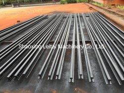 Luz de vias férreas do Trilho de aço 24kg Trilho de aço leve