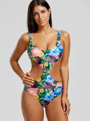 Venda por grosso de qualidade elevada meninas mulheres Sexy nadar Swimsuit Desgaste roupa de banho uma peça de desgaste de Natação