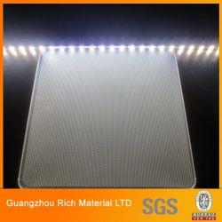 AcrylInstrumententafel-Leuchte des vorstand-LED/Führungs-helle Platte