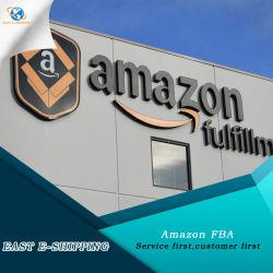 La logistique de la Chine à l'Angleterre/Allemagne FBA Amazon Warehouse