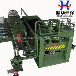 Het Scheren van de Staalplaat van de Scherpe Machine van het Schroot van het Metaal Scheerbeurt de van uitstekende kwaliteit van de Guillotine van de Machine