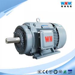 Yh2 Misstap In drie stadia van de Motor van de Inductie van de Torsie van de Plicht 0.55~315kw AC van CEI S3 de Elektrische Hoge Beginnende voor het Hameren van de Snijmachine Machine yh2-112m-2 4kw