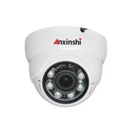 2MP ha motorizzato macchina fotografica Analog della cupola di definizione di 2.8-12mm Icr 6ea IR LED IR 40m l'alta