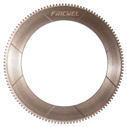 Fricwel 自動車部品銅ベースの材料ブレーキディスクブレーキディスク 機械用フリクションプレート( 131-21-43220 )