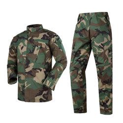 Bos Camouflage 65% Polyester 35% Katoenen Militaire Eenvormig