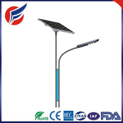 Все в один встроенный светодиодный индикатор солнечной улице настольная лампа с гелевые аккумуляторы
