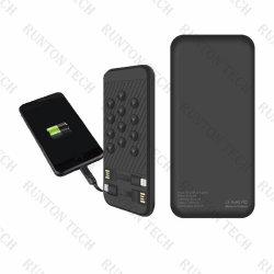 Rt-U2 универсальный ультратонкий портативный мобильный телефон зарядное устройство Power Банка