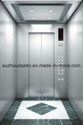 Dazen observación sin engranajes casa residencial casa pequeña Villa de las escaleras de la carga de coches de pasajeros ascensores de cristal de mercancías Transporte de piezas de ascensores ascensor Home