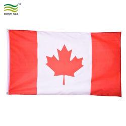 Canadá País Nacionais dos EUA Bandeira Mundial 3X5FT