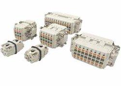 6 10 16 24 Pin conector terminal macho/hembra conectores auto eléctrico