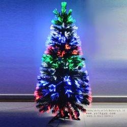 150см разделения цветов оптическое волокно Pinecone елки