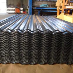 PPGI 공장 금속 아연 지붕판 강철 갈라바니화된 골판재
