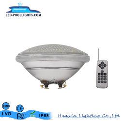 Bleu Blanc RVB PAR56 lampe sous-marine Piscine lumière à LED