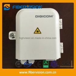 Venda a quente 8 Core Caixa de Distribuição de Cabos de Fibra Óptica