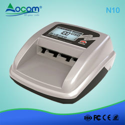 Preiswerte Fälschung-Bargeld-Detektoren des intelligenten Geld-N10 für USDeuro-GBP CNY