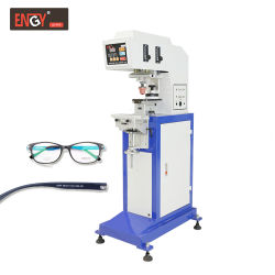 Stampante semiautomatica per i vetri, stampatrice del rilievo di singolo colore degli occhiali da sole