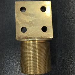 Питание линии оборудование литые латунные бронзового сплава алюминия стальных деталей