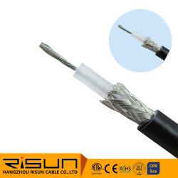 무선 데이터 전송용 Rg58/U 동축 케이블