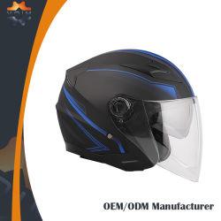 Melhor capacete de motocicleta facial completo de clientes em fibra de carbono capacete integral do rosto