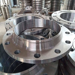 Preço do Fabricante do flange de aço carbono forjado RF ANSI 304L 316L flange do bocal de solda em aço inoxidável