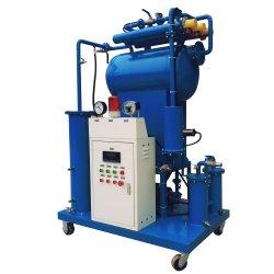 Huile de transformateur de type mobile à l'extérieur de l'interrupteur vide de purification de l'huile Huile d'eau Separaor ZY